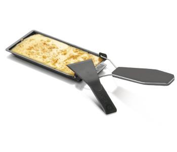 raclette, barbecue met kaas met de Kaas Barbeclette