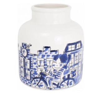 Cadeautip: Delfts Blond vaas van Blond Amsterdam bij Holland Design & Gifts