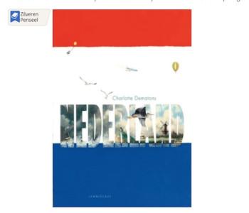 Boek met prenten Maxi editie Nederland van Charlotte Demantons voor kinderen van 0 tot 6 jaar