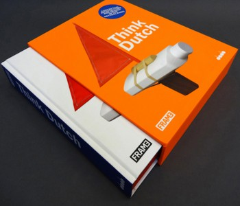 Boek Think Dutch conceptual architecture and design in the netherlands vind je bij shop.holland.com