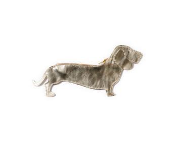Etui Good Dog van het Nederlandse merk Keecie: een lief 'bling bling' hondje