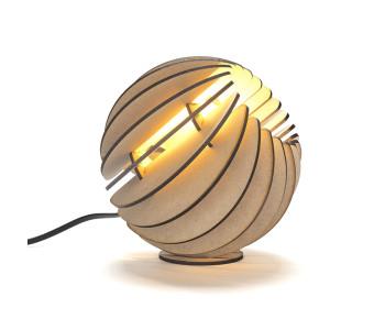 Tafellamp Atmosphere naturel van Tjalle & Jasper