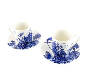 Espresso kopjes Delfts blauw uit het Rijksmuseum - set van 2 bij shop.holland.com