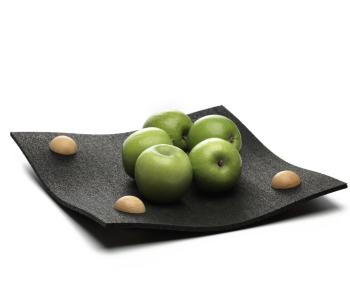 Dutch design fruitschaal Flap van Duodesign