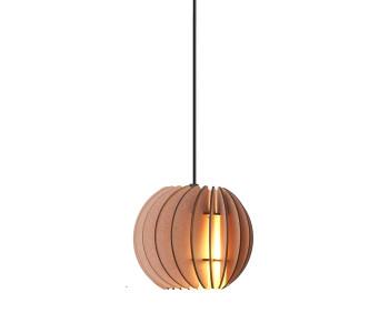 Hanglamp Atmosphere aged-pink van Tjalle & Jasper bij shop.holland.com