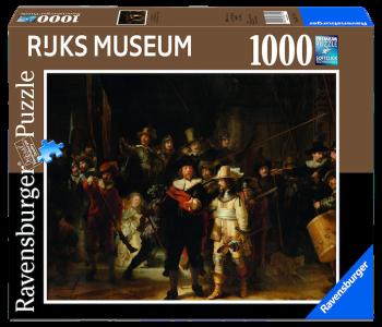 Cadeautip: puzzel Nachtwacht 1000 stukjes uit het Rijksmuseum