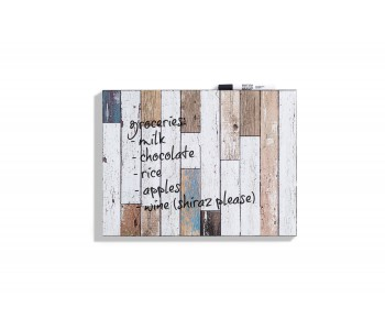 Beachwood | strandhout whiteboard van Dutch Design Brand