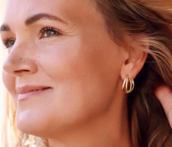 Op zoek naar een bijzonder cadeau voor haar: Clic oorstekers Ilja