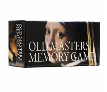 Memory spel Oude Meesters van Bis Publishers
