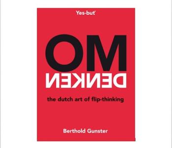 Book Omdenken, the Dutch art of flip-thinking