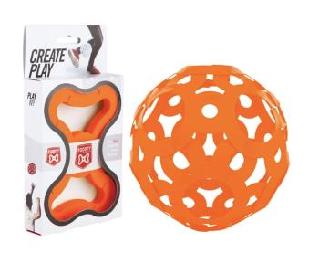 Oranje Foooty voetbal; geef speelgoed van het jaar cadeau