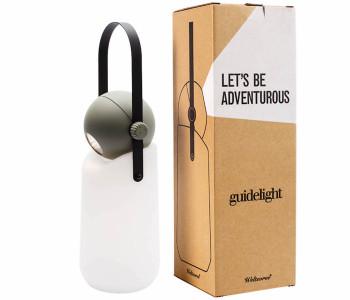 Weltevree Guidelight LED lamp - wit met groen koop je bij shop.holland.com
