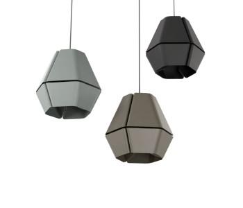 Hexa Hanglamp van Bas Vellekoop in 3 kleuren koop je bij shop.holland.com