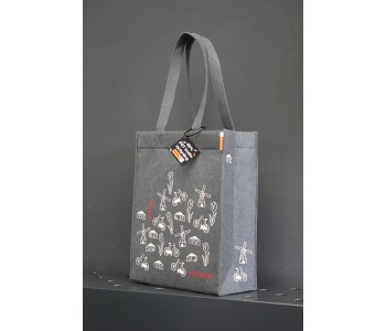 Annies bag Shopper van gerecycled PET vilt