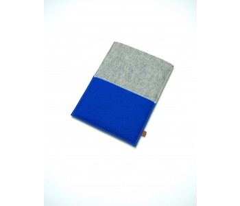 Westerman Ragz blauw iPad Air hoesje, iphone 6 hoes, sleeves cases, vilteniPad Air hoesje