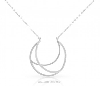 Clic collier Nanne zilver koop je bij shop.holland.com