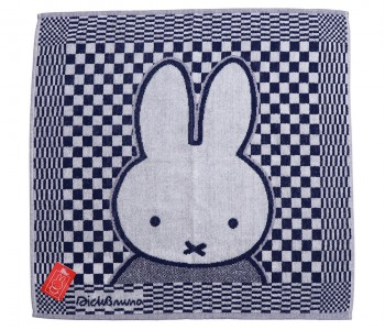 Nijntje keuken handdoek van blauw katoen koop je bij shop.holland.com