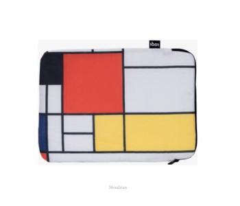 Loqi laptop hoes Mondriaan koop je bij shop.holland.com
