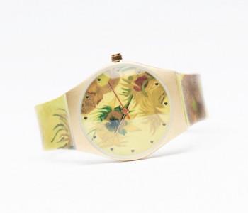 Vincent van Gogh horloges Zonnebloemen ko
