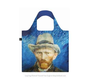 Loqi Tas - Van Gogh Zelfportret koop je bij shop.holland.com