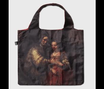 Loqi shopping bag met schilderij van Rembrandt van Rijn Limited Edition