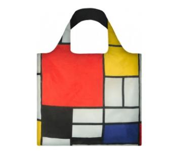 Ga je shoppen? Stop een Loqi Mondriaan tas in je tas: een hippe tas tijdens het jaar Van Mondriaan tot Dutch design