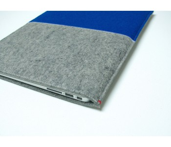 Westerman Bags Macbook Air hoes, een mooie Macbook sleeve van vilt