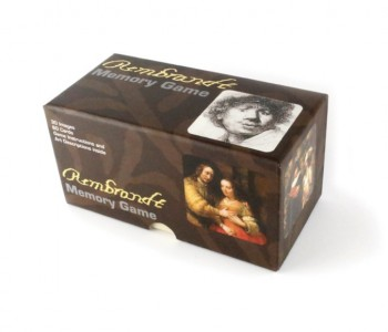 Memory spel Meesterwerken van Rembrandt koop je bij shop.holland.com