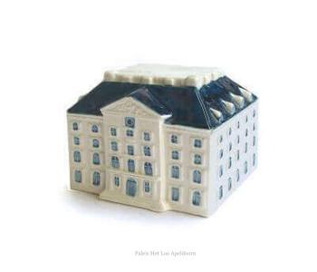Paleis Het Loo Delfts blauw miniatuur - Royal Goedewaagen