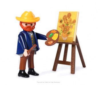 Playmobil 70686 Van Gogh zonnebloemen koop je bij shop.holland.com