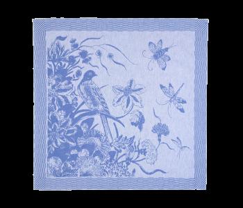 Rijksmuseum theedoek Delfts blauwe vogel bij Holland Design & Gifts