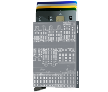 De Secrid Cardprotector biedt plaats aan maximaal 6 kaarten