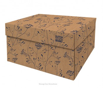 Dutch design opbergbox Heracleum 40x31x21cm bij shop.holland.com