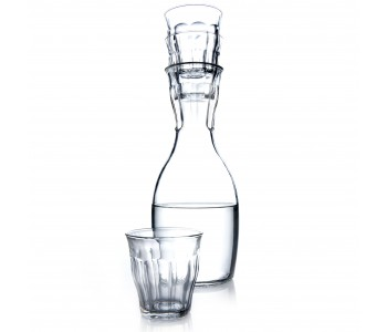 French Carafe van Royal VKB door Kapitein Roodnat