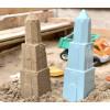 Sandmarks zandbak speelgoed – Munttoren en Domtoren in 2 kleuren