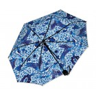 Delfts Blauw Paraplu van Royal Delft - opvouwbaar