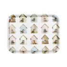 Studio Ditte Dienblad met vogelhuisjes