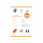 Cadeaubon Holland Design & Gifts-25 euro (per mail)