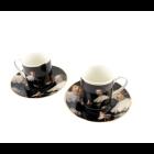 Espresso kopjes Marten & Oopjen - set van 2 Rijksmuseum