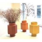 Spicy Jar Vaas van Geke Lensink in 3 kleuren
