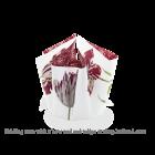 Hendrik' Vouwvaas L met strik Tulpen – Jacob Marrell