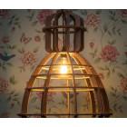 No. 19XL Industriële hanglamp uit PET-vilt van Olaf Weller