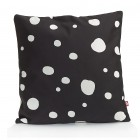 Make my day Sierkussen Messy Dots - Zwart met wit