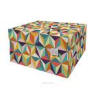 Dutch Design Opbergbox Back to the 60's 40 x 31 x 21 cm