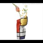 Paper Vase Cover Large - Mondriaan