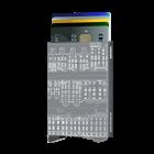 Secrid Cardprotector Grachtenpandjes titanium
