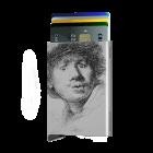 Secrid Cardprotector Rembrandt zilver