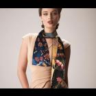 Gevleugelde Liefde Sjaal 100% zijde van Hendrik'