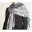 Holland sjaals van Barentsz Urban Fabric