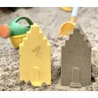Sandmarks zandbak speelgoed - Grachtenhuisjes